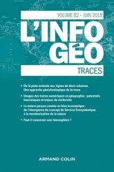 Dernières parutions dans L'information géographique, Traces