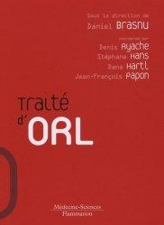 Dernières parutions dans Traité, Traité d'ORL