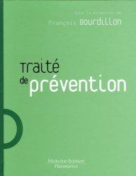 Dernières parutions dans Traité, Traité de prévention