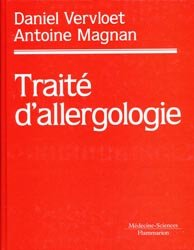 Souvent acheté avec Immunologie clinique et allergologie Vaccins : intolérance et allergie, le Traité d'allergologie