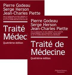 Souvent acheté avec Dictionnaire français anglais des termes de médecine, le Traité de médecine