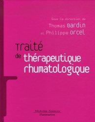 Dernières parutions dans Traités, Traité de thérapeutique rhumatologique