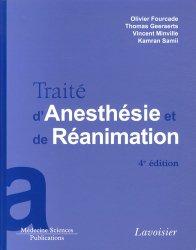Souvent acheté avec Réanimation pédiatrique à l'usage de l'urgentiste, le Traité d'Anesthésie et de Réanimation