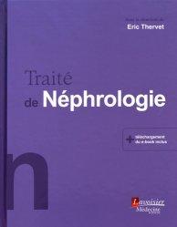 Dernières parutions sur Néphrologie, Traité de Néphrologie majbook ème édition, majbook 1ère édition, livre ecn major, livre ecn, fiche ecn
