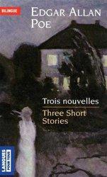 Dernières parutions dans Pocket Langues pour tous, Trois nouvelles / Three short stories