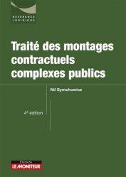 Dernières parutions sur Marchés publics - Marchés privés, Traité des contrats publics complexes