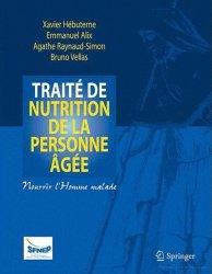 Souvent acheté avec Nutrition de la personne âgée, le Traité de nutrition de la personne âgée