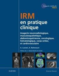 Dernières parutions dans Imagerie médicale : Précis, Traité d'IRM