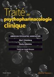 Dernières parutions sur Psychotropes, Traité de psychopharmacologie clinique