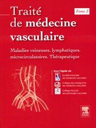 Dernières parutions sur Médecine vasculaire, Traite de médecine vasculaire