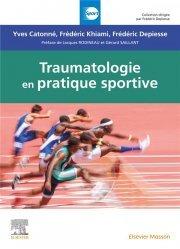 Dernières parutions sur Médecine du sport, Traumatologie en pratique sportive