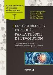 Souvent acheté avec Automutilations, le Troubles psy expliqués par la théorie de l'évolution