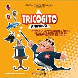 Dernières parutions sur Langage écrit, Tricogito animaux