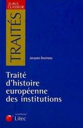 Dernières parutions dans Traités, Traité d'histoire européene des institutions. (Ier-XVe siècle)