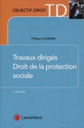 Dernières parutions sur Sécurité sociale, Travaux dirigés de droit de la protection sociale. 7e édition