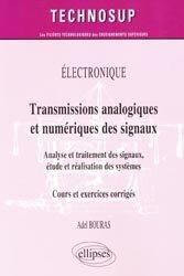 Dernières parutions sur Théorie et traitement du signal, Transmissions analogiques et numériques des signaux