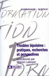 Dernières parutions dans Formation, Troubles bipolaires : pratiques, recherches et perspectives