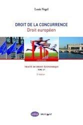 Dernières parutions dans LawLex, Traité de droit économique. Tome 2, Droit de la concurrence - Droit européen
