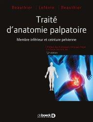 Souvent acheté avec Les annales en QRM DE 2009 à 2019 – Lecture critique d'un article Médical, le Traité d'anatomie palpatoire