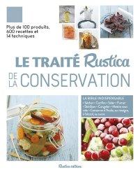 Souvent acheté avec L'art de la fermentation, le Traité rustica de la conservation