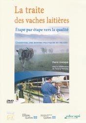 Nouvelle édition Traite des vaches laitieres