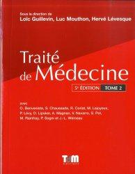 Souvent acheté avec Ordonnances en dermatologie, le Traité de Médecine Tome 2