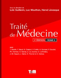 Dernières parutions sur Médecine générale, Traité de médecine, 5e edition, volume 3