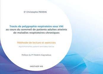 Dernières parutions sur Pneumologie, Tracés de polygraphie respiratoire sous VNI
