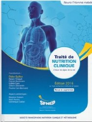 Dernières parutions sur Nutrition - Pratiques alimentaires, Traité de nutrition