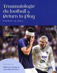 Dernières parutions sur Médecine du sport, Traumatologie du football et return to play