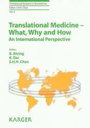 Dernières parutions sur Médicaments - Ordonnances, Translational Medicine - What, Why and How