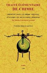 Dernières parutions sur Chimie, Traité élémentaire de chimie