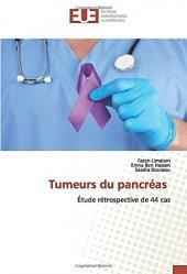 Dernières parutions sur Cancérologie, Tumeurs du pancréas