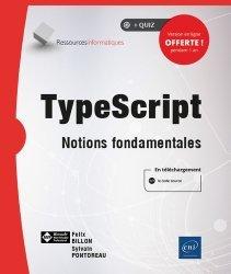 Dernières parutions dans Ressources informatiques, TypeScript