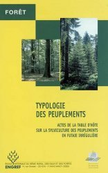 Souvent acheté avec Pour une sylviculture dynamique de l'épicéa commun, le Typologie des peuplements