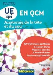 Dernières parutions dans PACES, UE spé en QCM Anatomie de la tête et du cou