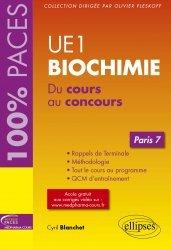 Dernières parutions sur UE1 Biochimie, UE1 biochimie paris 7