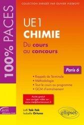 Souvent acheté avec Biophysique - Paris 5 Descartes, le UE1 Chimie Paris 6