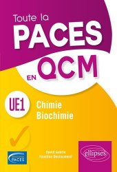Souvent acheté avec Chimie en QCM, le UE1 Chimie-Biochimie chimie organique, chimie générale, biochimie,