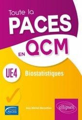 Souvent acheté avec Probabilités, statistiques, le UE4 Biostatistiques mathématique, biostatistique