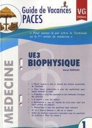 Souvent acheté avec UE 3 Physique Tome 2, le UE3 Biophysique