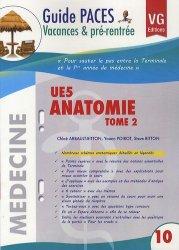 Souvent acheté avec UE 3 Physique Tome 2, le UE5 Anatomie Tome 2