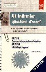 Dernières parutions sur UE 2.10 Infectiologie et hygiène, UE 2.5 processus inflammatoires et infectieux - UE 2.10 infectiologie, hygiène