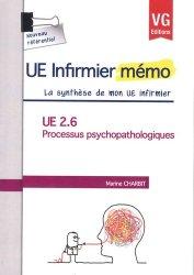 Dernières parutions sur UE 2.6 Processus psychopathologiques, UE 2.6 Processus psychopathologiques