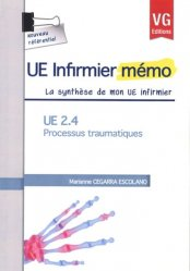 Dernières parutions sur UE 2.4 Processus traumatiques, UE 2.4 Processus traumatiques