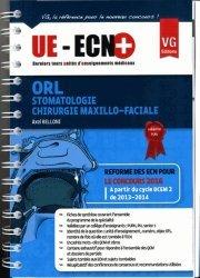 Souvent acheté avec UE ECN+ Dermatologie Vénérologie, le UE ECN+ Orl - Stomatologie - Chirurgie Maxillo-faciale