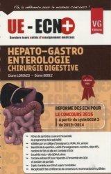 Souvent acheté avec UE ECN+ Dermatologie Vénérologie, le UE ECN+ Hépato-Gastro entérologie