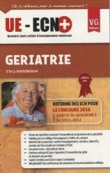 Souvent acheté avec Pédiatrie, le UE ECN+ Gériatrie
