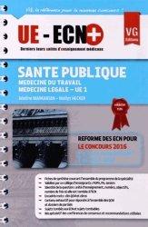 Souvent acheté avec Gériatrie, le UE ECN+ Santé publique https://fr.calameo.com/read/004967773b9b649212fd0