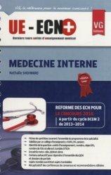 Souvent acheté avec UE ECN+ Hépato-Gastro entérologie, le UE ECN+ Médecine interne